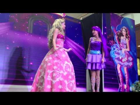media barbie shkolla e princeshave shqip
