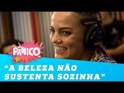 Barbara Fialho: 'A beleza abre portas, mas não sustenta sozinha'