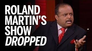 """Roland Martin's Show """"TV One: News One Now"""" Cancelled; Blames Free Content, YouTubers (REACTION)"""