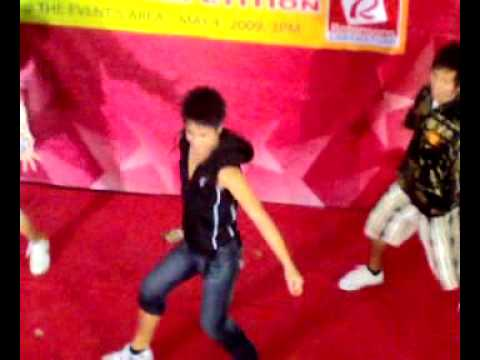 gerald samson(ginoong filipinas nueva ecija 2009) talent portion