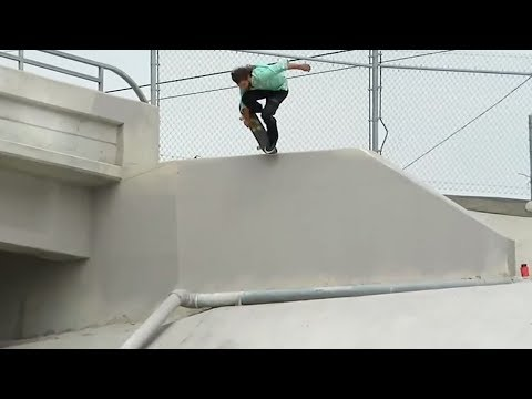 "Ryan Reyes' ""The Ditch Dimension"" Part"