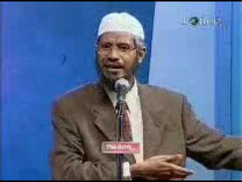 Dr. Zakir Naik - A Question About Saniya Mirza (urdu hindi) video