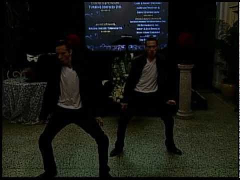 The Lombard Twins Honoring Michael Jackson at the National Museum of Dance