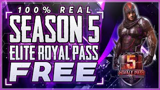 PUBG MOBILE: How to get free elite royal pass,A real trick to get free UC cash in pubg-Royal pass S4