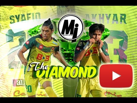 Download Lagu Syafiq Ahmad & Akhyar Rashid ● The Diamond ●  Kedah 2017 ●Amazing Skill,goal,dribbling & assist MP3 Free