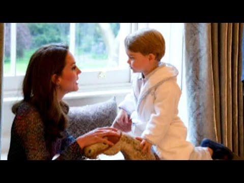 Prince George bathrobe sells out