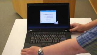 Lenovo Unboxed_ ThinkPad W520 laptop