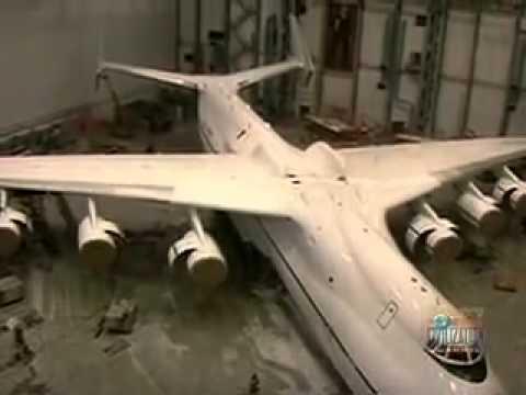 Самый большой самолет в мире airbus a380