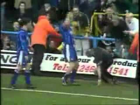 Funny Football Bloopers