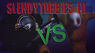 Thekio18 & Subs VS Laa Laa Infected | Slendytubbies 3 1.27