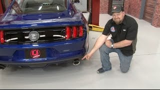 2015 Mustang GT Corsa Extreme Cat-Back Exhaust System Installation