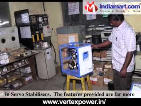 Vertex Power Solutions Pvt Ltd, Chennai