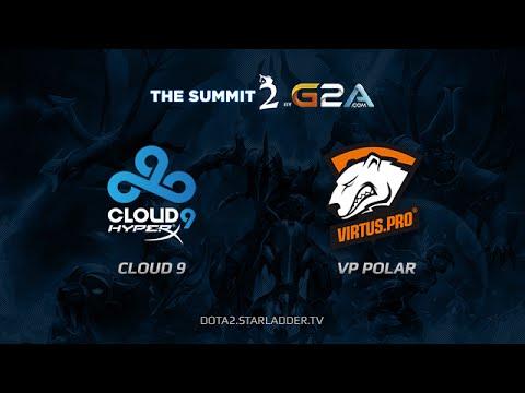 Cloud9 vs VPPolar  TheSummit2