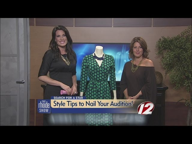 Style Tips to Nail Auditions