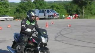 motocycle training