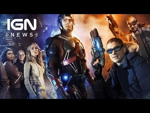 DC's Legends of Tomorrow: Season 2 Cast Changes Detailed - IGN News