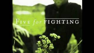 Watch Five For Fighting Love Song video