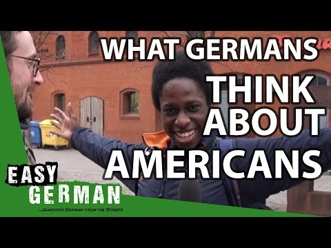 Easy German 45 - Typical American
