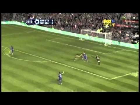 Paul Scholes vs Chelsea Home 05-06