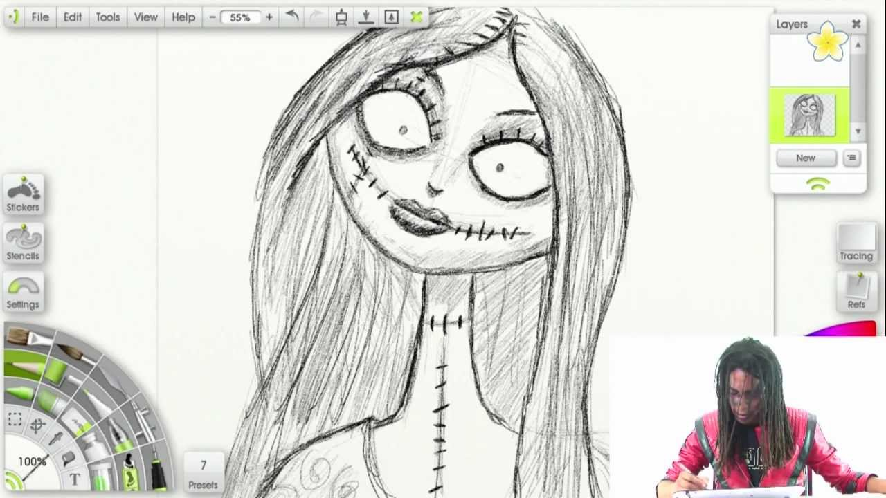 How to Draw Sally From...