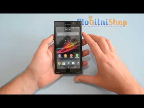 Sony Xperia C C2305 Dual SIM cena i video pregled