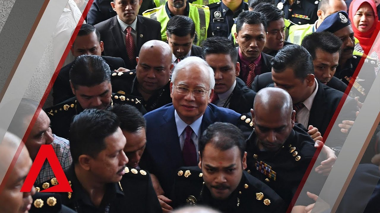 Former Malaysian PM Najib Razak charged: Summary of charges