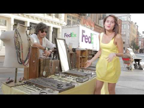 Cinta Laura Kiehl Shopping & Eating Around New York City - Indonesian Version
