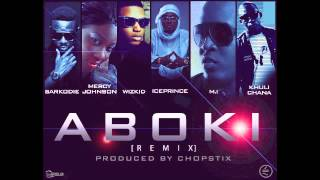 Aboki (Remix) - Ice Prince (ft. Sarkodie, Mercy Johnson, Wizkid, M.I & Khuli Chana) | Official Audio
