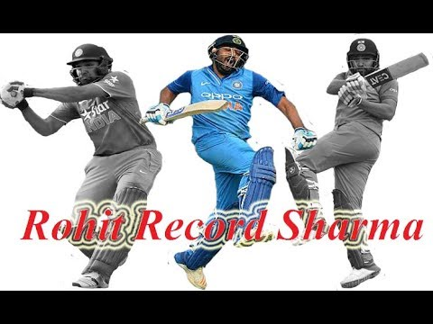 Best of rohit sharma records