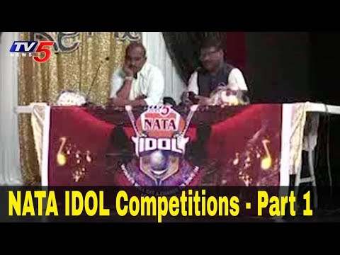 TV5 - NATA IDOL Competitions Part -1 | New Jersey | America | TV5 News