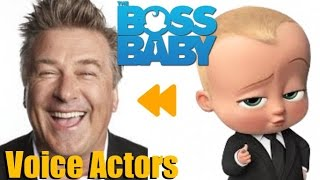 """download lagu """"the Boss Baby"""" 2017 Voice Actors And Characters gratis"""