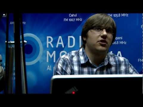 Activistul  Daniel Voda : Tineri inspirationali