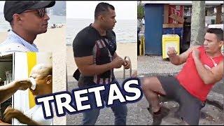 PEGADINHAS DE VALENTÃO QUE DERAM ERRADO - Vin Diesel e Edu Primitivo