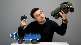 Military RC Truck WPL B - 24 Review