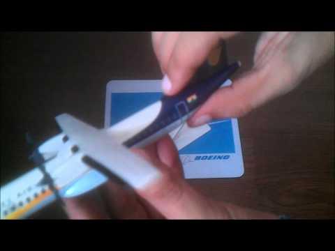 Jet Airways ATR 72-500 SCALE MODEL