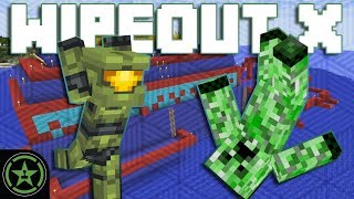 Wipeout X - Minecraft (#313) | Let's Play