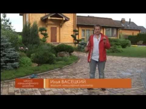 Илья васецкий школа ландшафтного дизайна