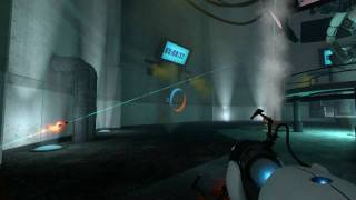Portal - Defeating GLaDos - HD quality