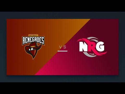 CS:GO - Renegades vs. NRG [Train] Map 1 - NA Day 10 - ESL Pro League Season