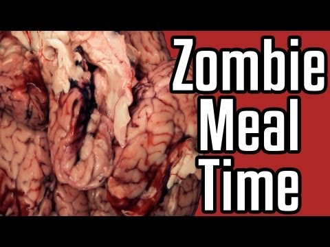 Zombie Meal Time - Epic Meal Time