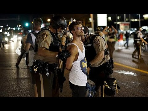 State of emergency declared in Ferguson as protests turn violent