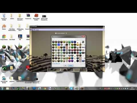 Como hacer mods para minecraft 1.7.4 | Tutorial MCreator | Crear Herramienta