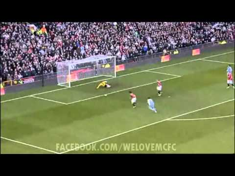 Man United 3-1 Man City 2006/2007