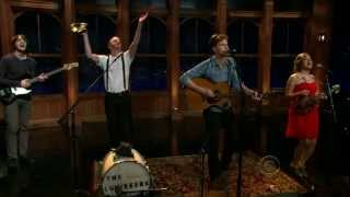 The Lumineers on the Late Late Show with Craig Ferguson Apr 4 2012