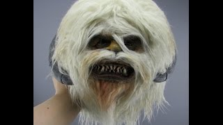 Wampa STAR WARS Head Mount Tutorial Part 2