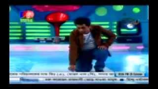 Ferdous Bappy in Banglavision Game Show Tore Tokka