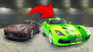 TURNING A $1,000 CAR INTO A $1,000,000 CAR! (Car Mechanic Simulator)
