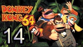 🔥DIRECTO|Donkey Kong 64|Escapar del laberinto. Soy un pez - Ep. 14