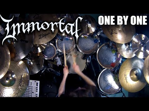 "Immortal - ""One by One"" - DRUMS thumbnail"