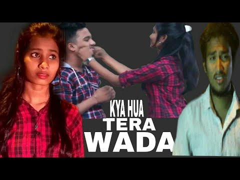 Kya Hua Tera Wada||Lyrical Act||Sad Love Story|| ft. Radhe & Jyoti||By SVK PRODUCTIONS